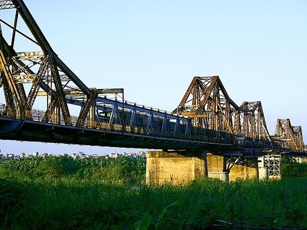 Hà Nội chốt vị trí cầu đường sắt vượt sông Hồng