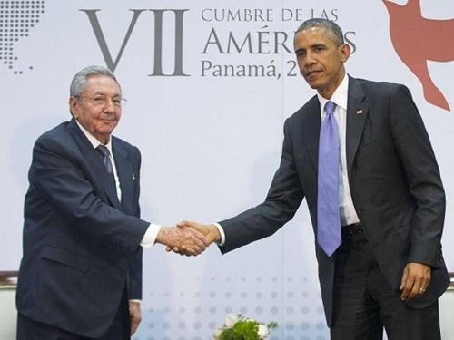 Tổng thống Mỹ tuyên bố chấm dứt Chiến tranh lạnh với Cuba