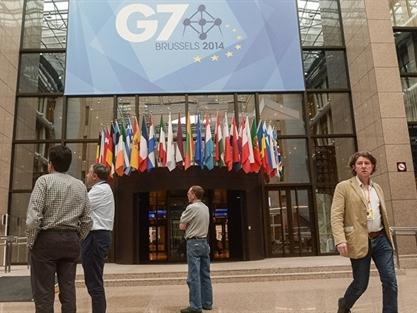 Đức ra điều kiện cho Nga tham gia G7
