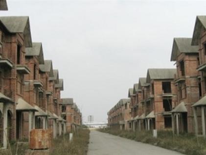 Tồn kho bất động sản đã giảm một nửa