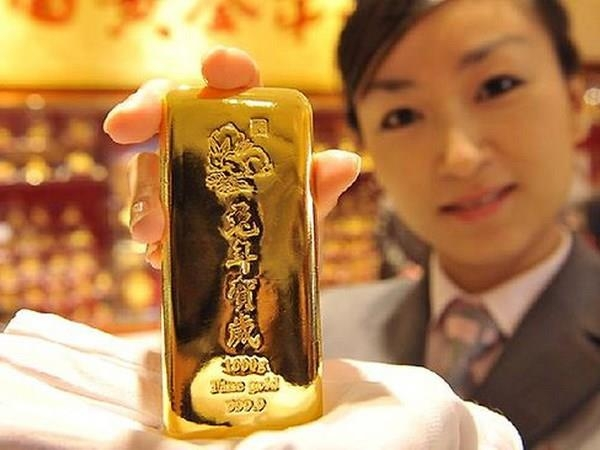 Sản lượng vàng thế giới đạt kỷ lục nhờ sự bùng nổ ở Trung Quốc