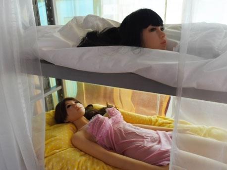 Thị trường búp bê tình dục đầy hứa hẹn ở Trung Quốc
