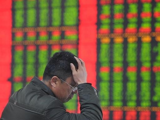 Chứng khoán châu Á dứt chuỗi tăng dài nhất 2 năm