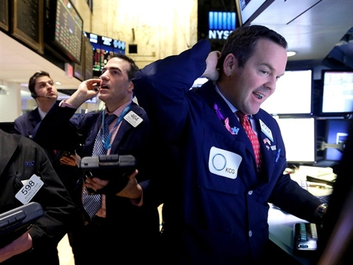 Chứng khoán Mỹ gần chạm đỉnh nhờ giá dầu