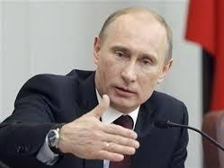 Tổng thống Putin công khai tài sản