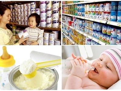 50 sản phẩm dinh dưỡng cho trẻ dưới 6 tuổi giảm giá tới 4%