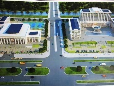 Vingroup xây Khu trung tâm hành chính mới TP. Thanh Hóa