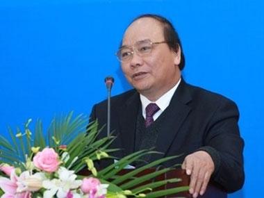 Phó Thủ tướng Nguyễn Xuân Phúc dự WEF Đông Á 2015