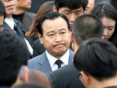 Thủ tướng Hàn Quốc có nguy cơ bị phế truất sau vụ Keangnam