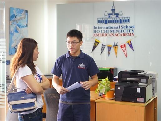 Khởi đầu hành trình học vấn cùng Open Day ISHCMC – American Academy