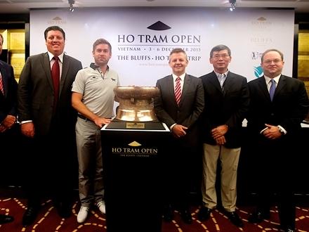 Hồ Tràm Strip tổ chức giải đấu Asian Tour Tournament với giải thưởng lên đến 1,5 triệu USD