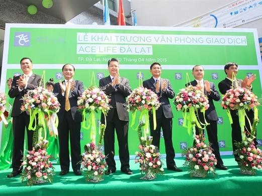 ACE Life khai trương văn phòng giao dịch chính thức tại Đà Lạt