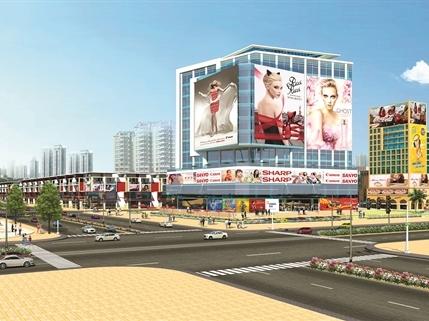 Kim Oanh công bố khu đô thị thương mại RichHome