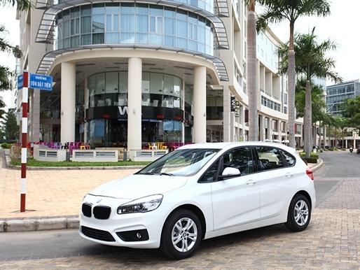 Ra mắt xe BMW Series 2 Active Tourer hoàn toàn mới