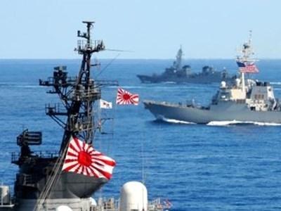 Dư luật mới cho phép Nhật hỗ trợ Mỹ ở Biển Đông