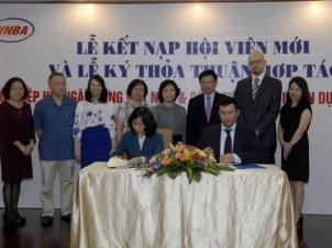 Hiệp hội Ngân hàng Việt Nam kết nạp hội viên mới