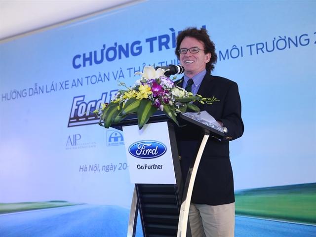 """""""Hướng dẫn Lái xe An toàn và Thân thiện với Môi trường"""" lần thứ 8 của Ford tại Việt Nam"""
