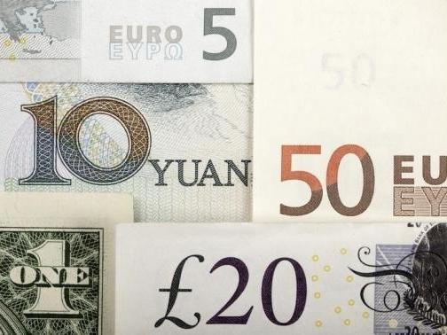 USD chật vật với euro, bảng Anh