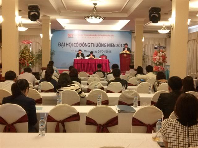 ĐHCĐ NBB: CII muốn sở hữu 40-45% vốn NBB