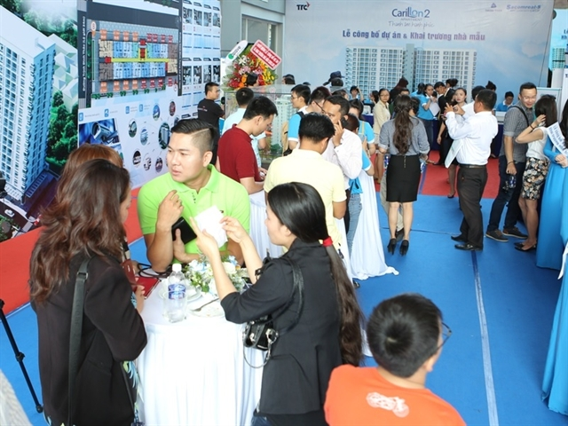 Sacomreal-S công bố dự án Carillon 2 tại quận Tân Phú