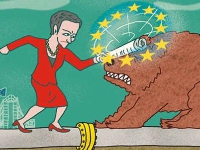 Người phụ nữ thách thức cả Google và Gazprom