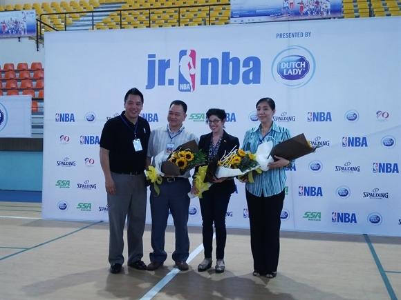 Hội trại bóng rổ Jr. NBA năm thứ hai quay trở lại Việt Nam