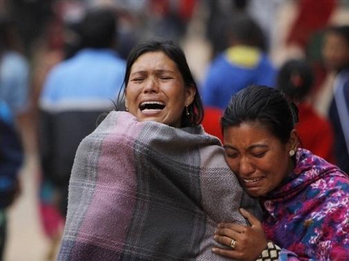 Toàn cảnh động đất Nepal khiến hơn 2.500 người chế