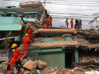 Động đất kéo thủ đô Nepal dịch chuyển 3 mét