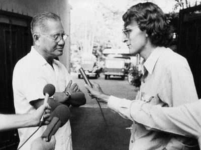 Phóng viên từng phỏng vấn Dương Văn Minh vào những ngày cuối của chiến tranh Việt Nam