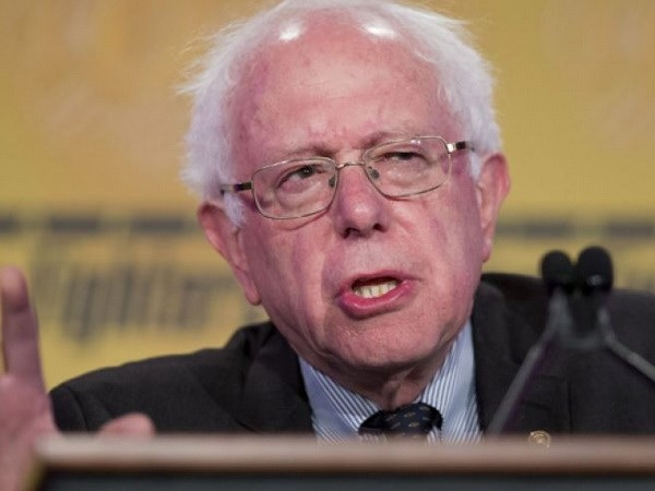 Thượng nghị sỹ Bernie Sanders tuyên bố tranh cử Tổng thống Mỹ