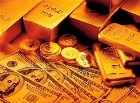 Giá vàng xuống thấp nhất 6 tuần