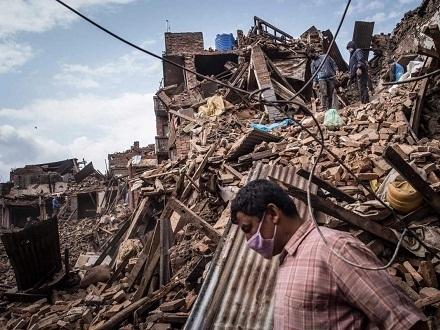 Động đất tại Nepal: Số người chết có thể lên tới 10.000