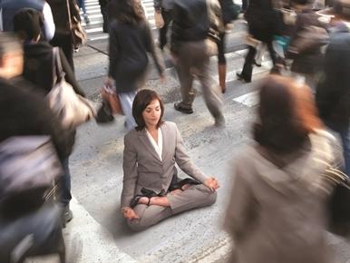 Thiền: Liệu pháp cho bệnh trầm cảm