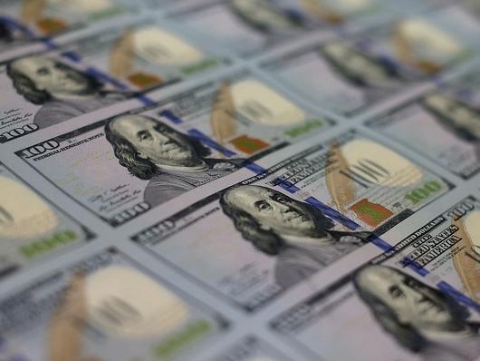 USD tăng sau số liệu thất vọng của eurozone