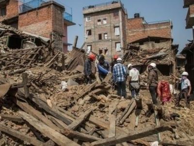 Ngừng tìm kiếm nạn nhân sau động đất ở Nepal