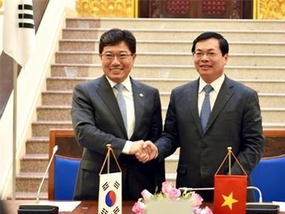 Chính thức ký Hiệp định Thương mại tự do Việt Nam - Hàn Quốc