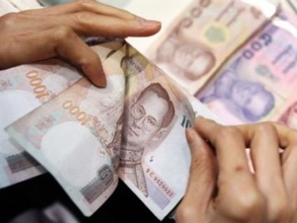 Đồng Baht Thái xuống thấp nhất 5 năm