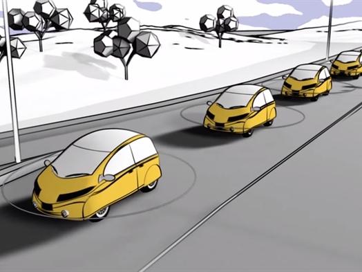 Xe hơi không người lái: Công nghệ trong tầm tay