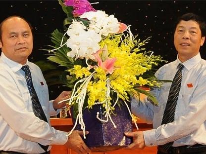 Tỉnh Bắc Giang có tân Chủ tịch