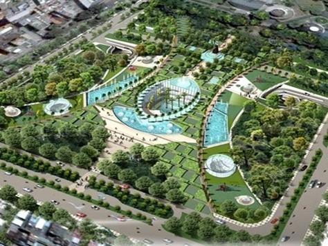 Chấp thuận làm bãi đỗ xe tại khu 'đất vàng' ở Hà Nội