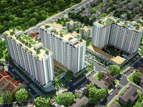 Phú Cường: Mua căn hộ được tặng sân vườn