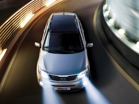 New Sorento - Lựa chọn của người yêu SUV