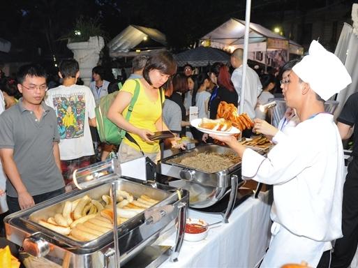 Trải nghiệm ẩm thực Châu Âu tại Hà Nội