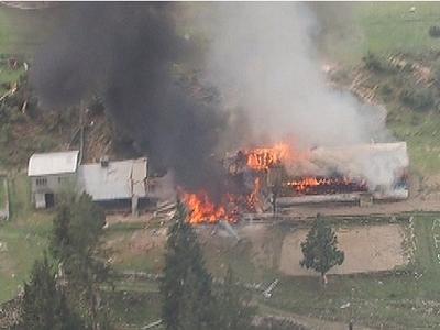 Taliban nhận bắn rơi trực thăng chở các đại sứ ở Pakistan