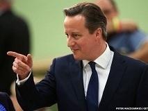 Kết quả bầu cử Anh 2015: Đảng Bảo thủ chiến thắng ngoài dự đoán