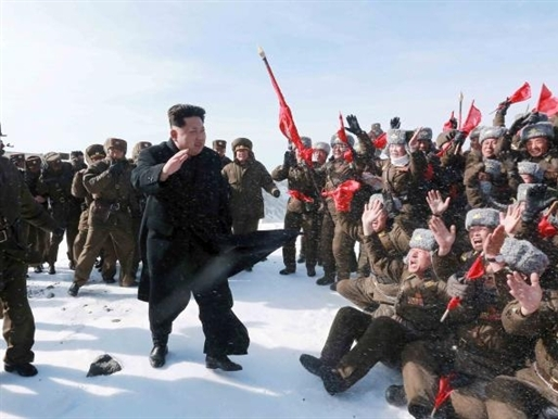 Triều Tiên cảnh báo tấn công Hàn Quốc