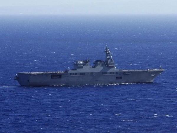 Nhật Bản-Philippines tập trận chung ở Biển Đông