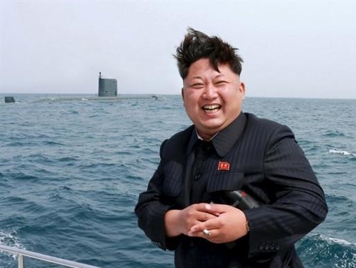 CHDCND Triều Tiên bắn ba tên lửa ra biển