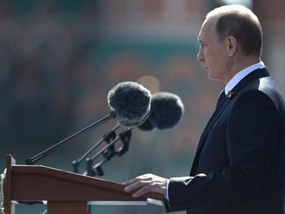 Tổng thống Nga Putin cảm ơn Mỹ, Anh, Pháp vì Chiến thắng Phátxít