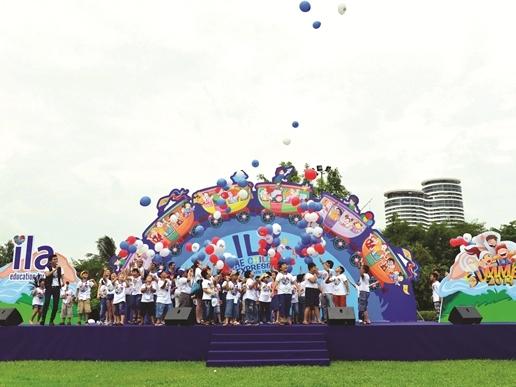 Hoạt động ngoại khóa tiếng Anh: Sân chơi hè cho trẻ